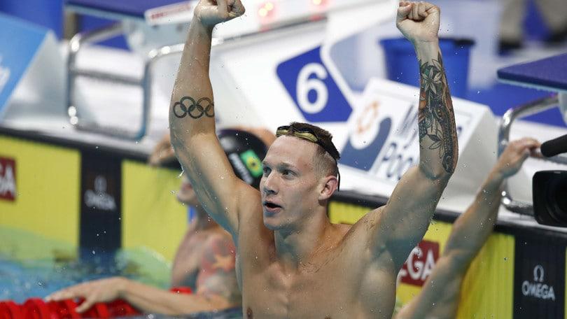 Budapest incorona Dressel: 7 ori per l'erede di Phelps