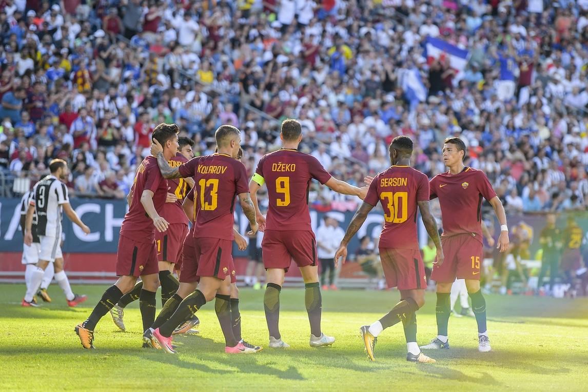Roma-Juventus 1-1 (5-6 dcr): Di Francesco ko ai rigori