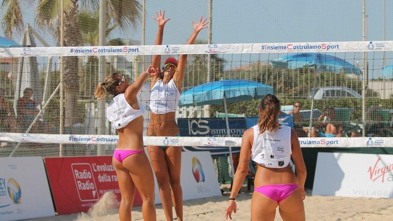 Beach Volley: a Ostia si è chiuso il Tour Lazio