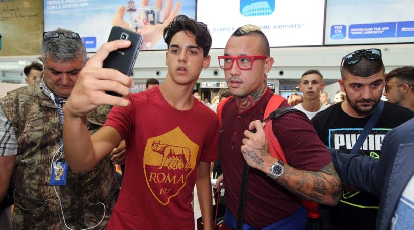 """Roma, rientro in Italia: adesso il """"Trofeo Puerta"""" contro il Siviglia"""