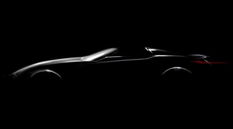 BMW anticipa le forme della nuova Z4