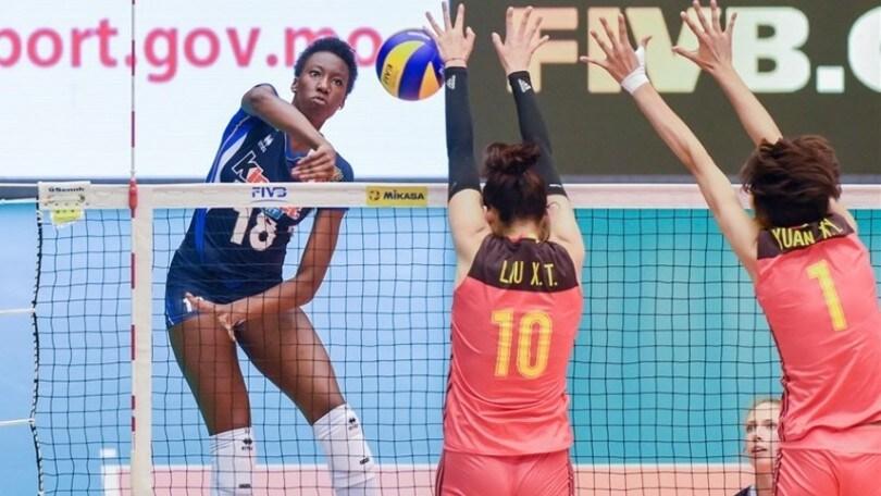 Volley: Final Six, Paola Egonu lancia le azzurre