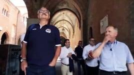 Basket, Sacchetti nuovo ct dell'Italia