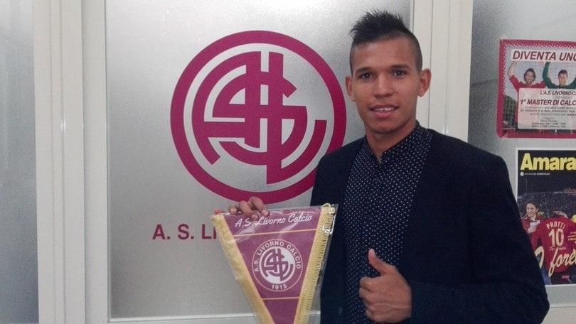 Calciomercato Livorno, ufficiale Ponce dalla Sampdoria