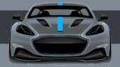 Aston Martin RapidE, la prima elettrica nel 2019