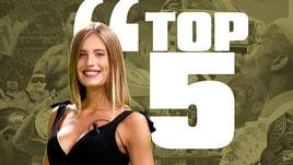 Top 5: gli sportivi concorrenti in tv