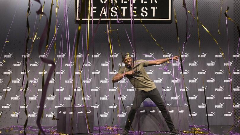 PUMA presenta la nuova Spike Usain Bolt Legacy celebrativa