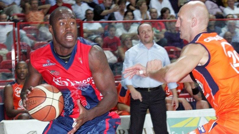 Il basket italiano piange la scomparsa di Donzell Rush