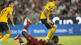 Atletico Madrid-Liverpool 6-5 dcr (1-1): Simeone alza l'Audi Cup