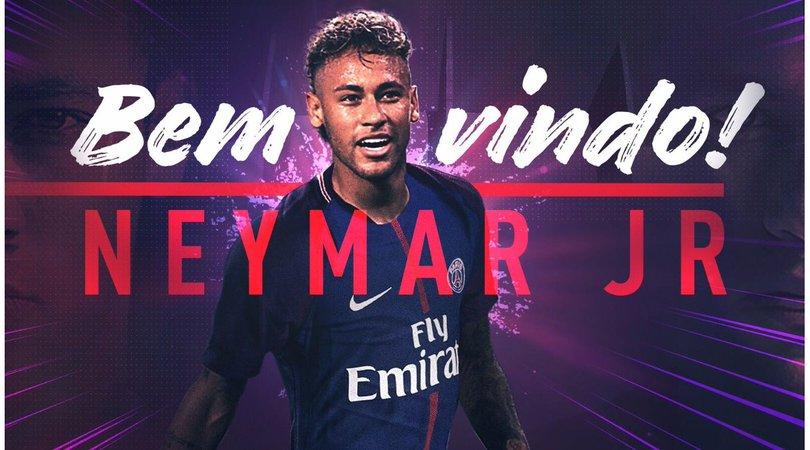 Ufficiale, Neymar al Psg: «Una gioia incredibile»