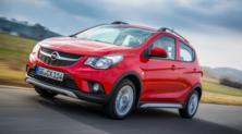 Opel Karl Rocks, mini Suv da città: prova su strada