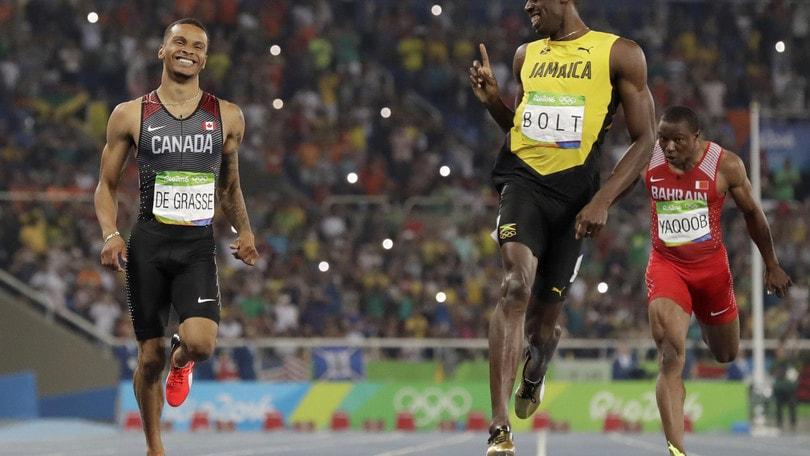 Mondiali Atletica, 100 metri: Bolt, ultimo oro a 1,38