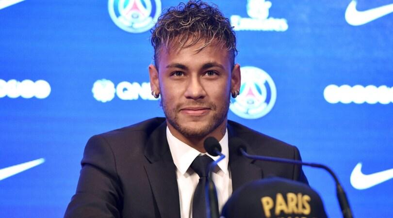 Neymar al Psg, Al Khelaifi: «E' il più forte del mondo»