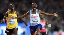 Mondiali di atletica, straordinario Farah: è ancora oro nei 10mila