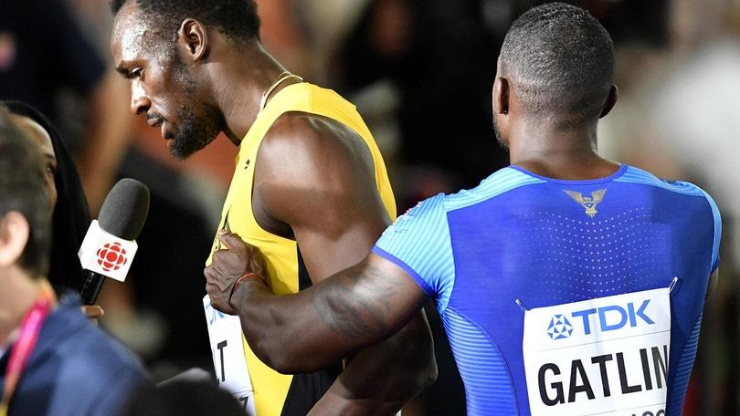 Usain Bolt ok in batteria: «Ma sono deluso»