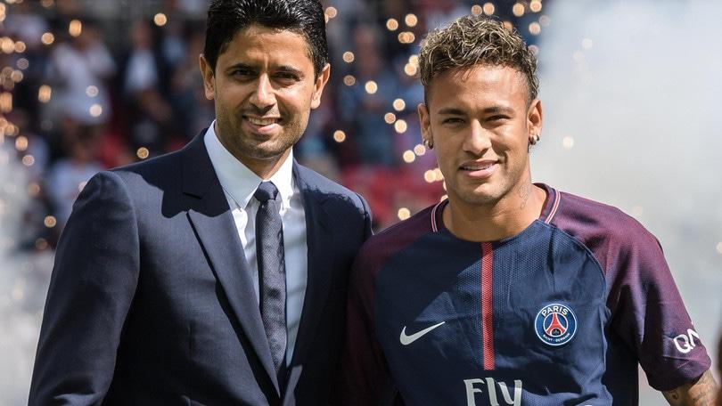 «Neymar al Psg guadagna centomila euro al giorno!»