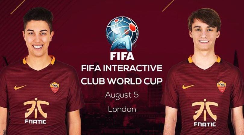 Mondiali di Fifa 17 al via, anche Roma e Sampdoria tra le favorite