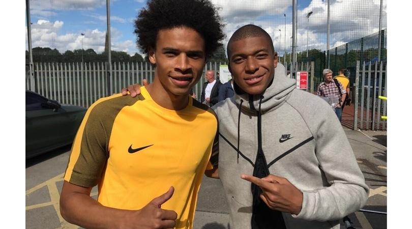 Calciomercato: Mbappè a Manchester, tifosi City impazziti