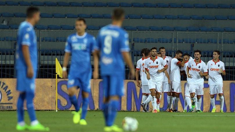 Coppa Italia, Empoli-Renate 5-6: i brianzoli festeggiano ai rigori