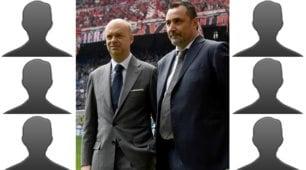 Calciomercato Milan, chi sarà il super-bomber? Tutte le alternative