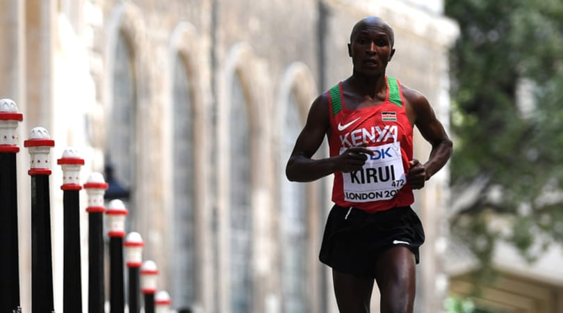 Mondiali atletica, Kirui oro nella maratona. Meucci sesto