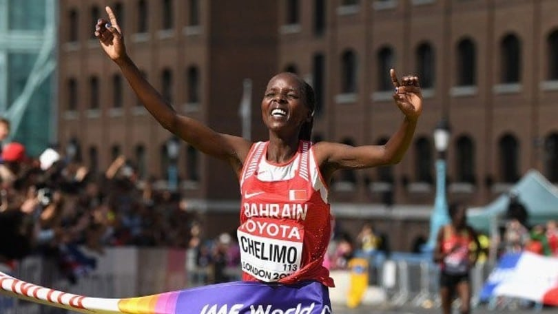 Mondiali: Rose Chelimo regina di maratona
