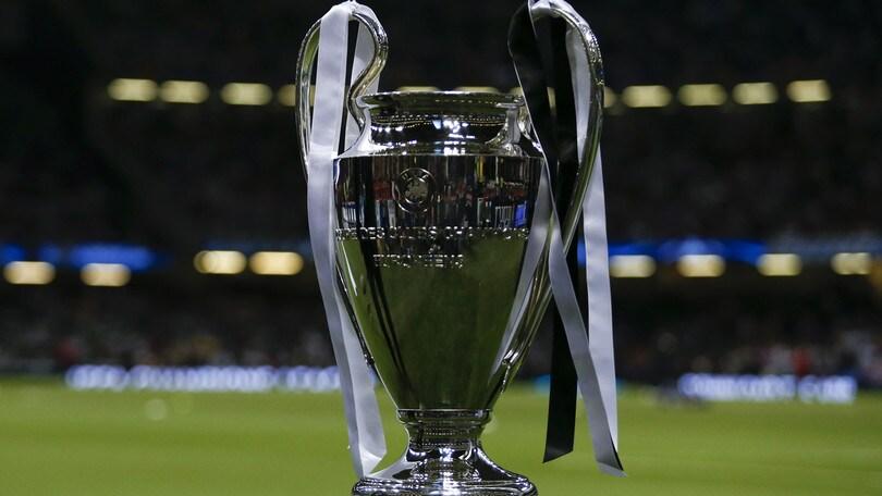 Champions ed Europa League, 4 sostituzioni dalla prossima stagione