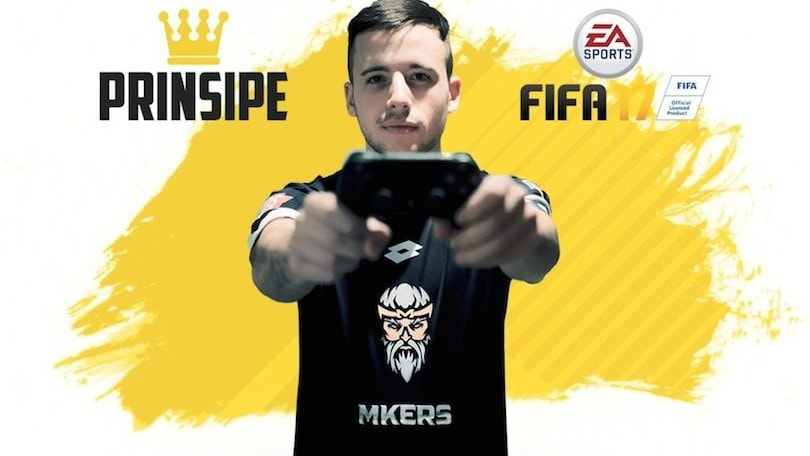 """Mondiali Fifa 17, il sogno di """"IcePrinsipe"""": «Giocavo con Pellegrini, ora sono un professionista dei videogiochi»"""
