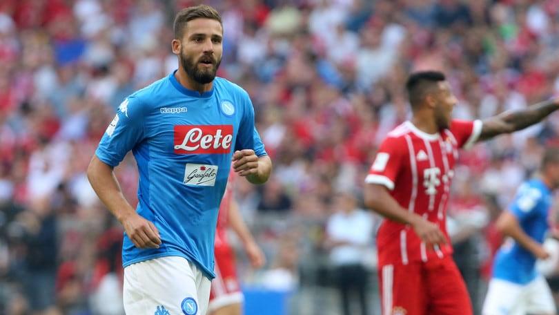 Napoli: Zapata, Pavoletti, Strinic e Tonelli fuori dalla lista Uefa