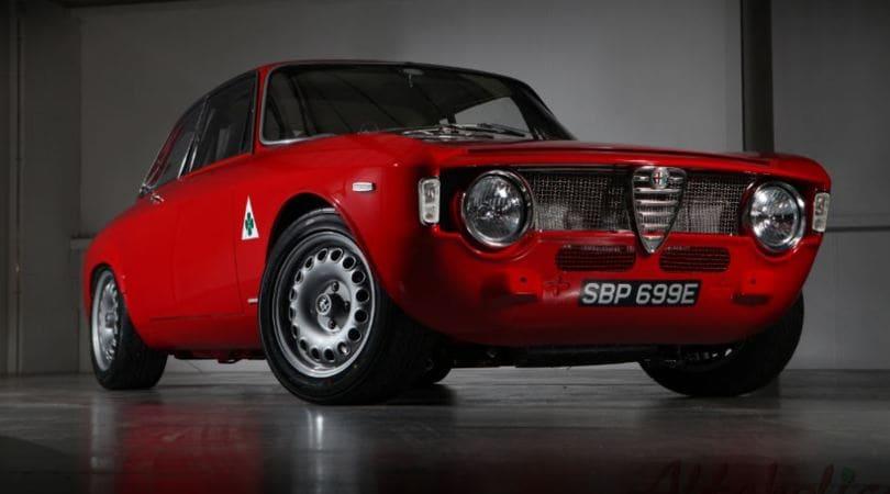 AlfaholicsGTA-R 290, la Giulia GTA da 250 all'ora