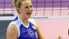 Volley: A2 Femminile, Tereza Vanzurova, rinforzo che conta per Cuneo