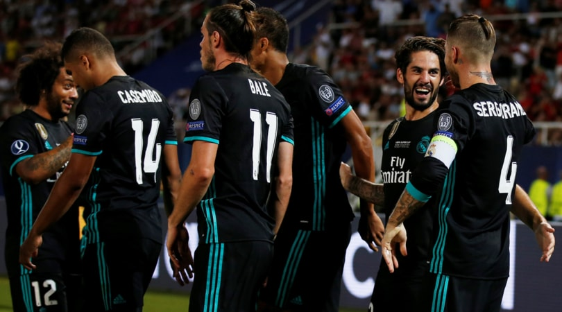 Supercoppa Europea, Real Madrid-Manchester United 2-1: Zidane batte Mourinho