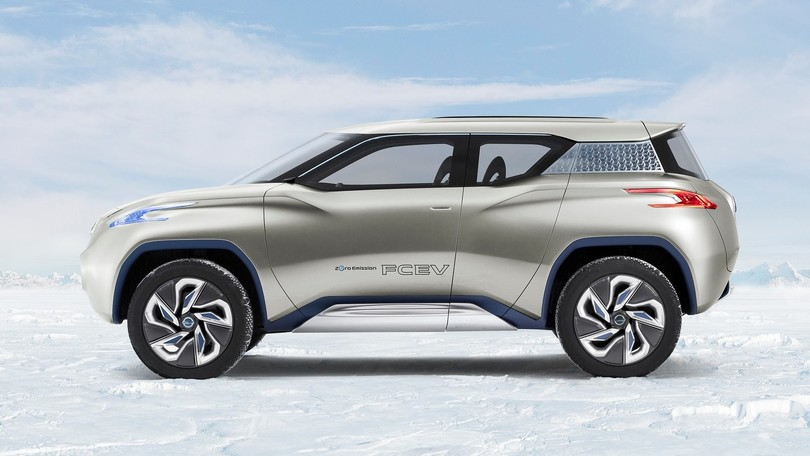 Nissan, dopo la nuova Leaf è ora di un Suv elettrico