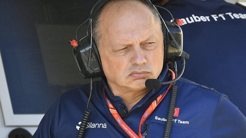 F1, Vasseur: «Buona idea accogliere i giovani della Ferrari»