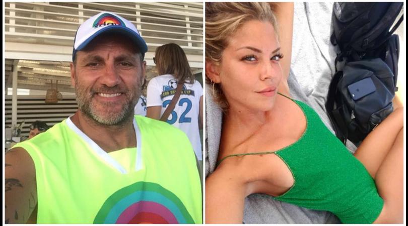 Christian Vieri-Costanza Caracciolo, la coppia dell'estate 2017