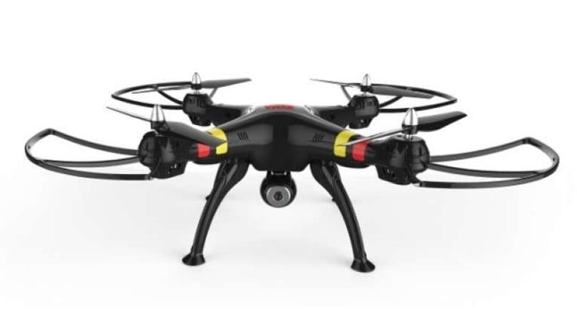 Multe coi droni poliziotto sulle autostrade francesi