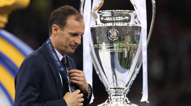 Juventus, Allegri: «Ho pensato di dimettermi dopo Cardiff»