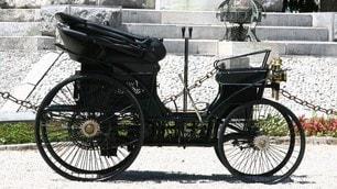 Peugeot Tipo 3, la prima auto in Italia