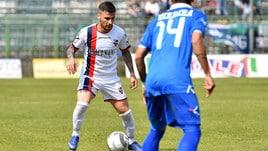 Calciomercato Casertana, in arrivo Giannone e Polak. Sicurella verso la Virtus Francavilla