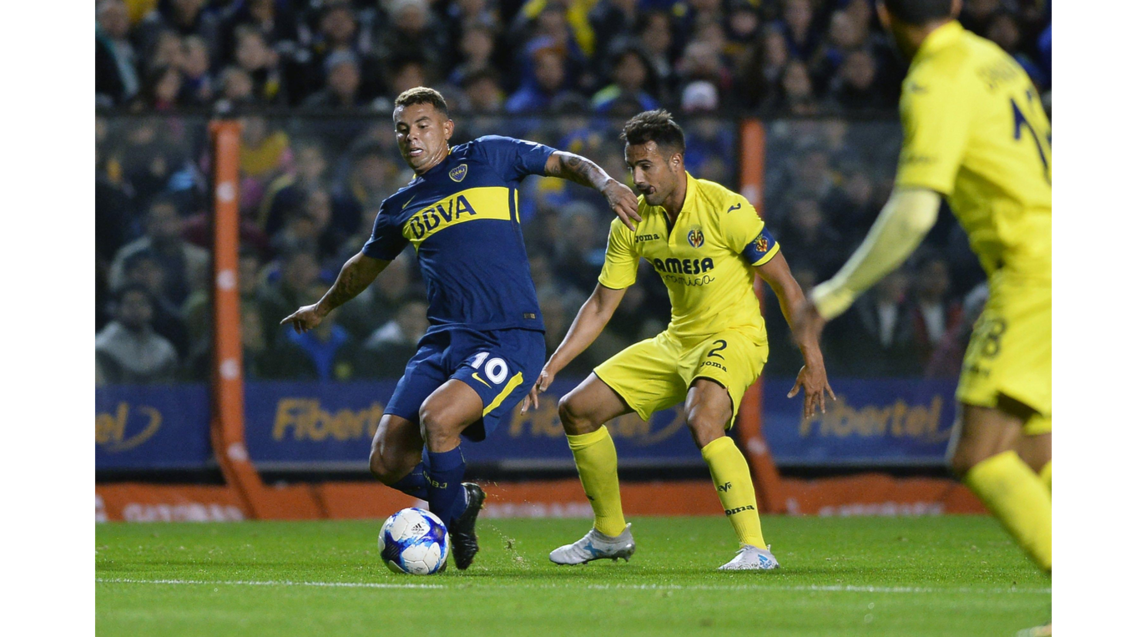3) Boca Juniors