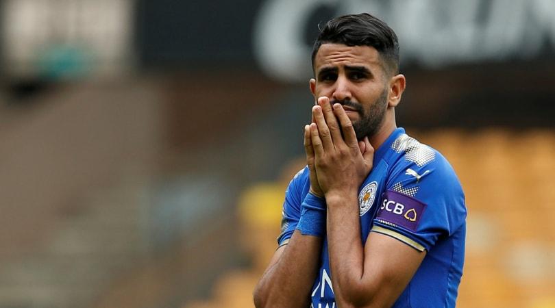 Leicester, mossa anti-Roma:«Offerto Mahrez al Barcellona»