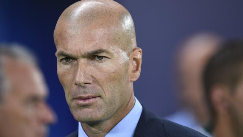 Real: Zidane