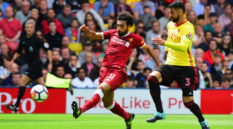 Premier League, Watford-Liverpool 3-3: Salah dà subito spettacolo
