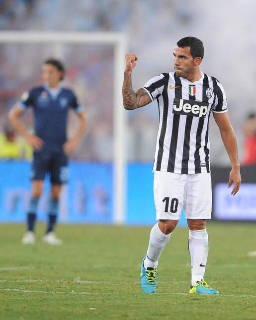 In una di queste tre partite Juventus e Lazio si sono incontrate all'Olimpico di Roma, nel 2013 quando la Vecchia Signora vinse 4-0.