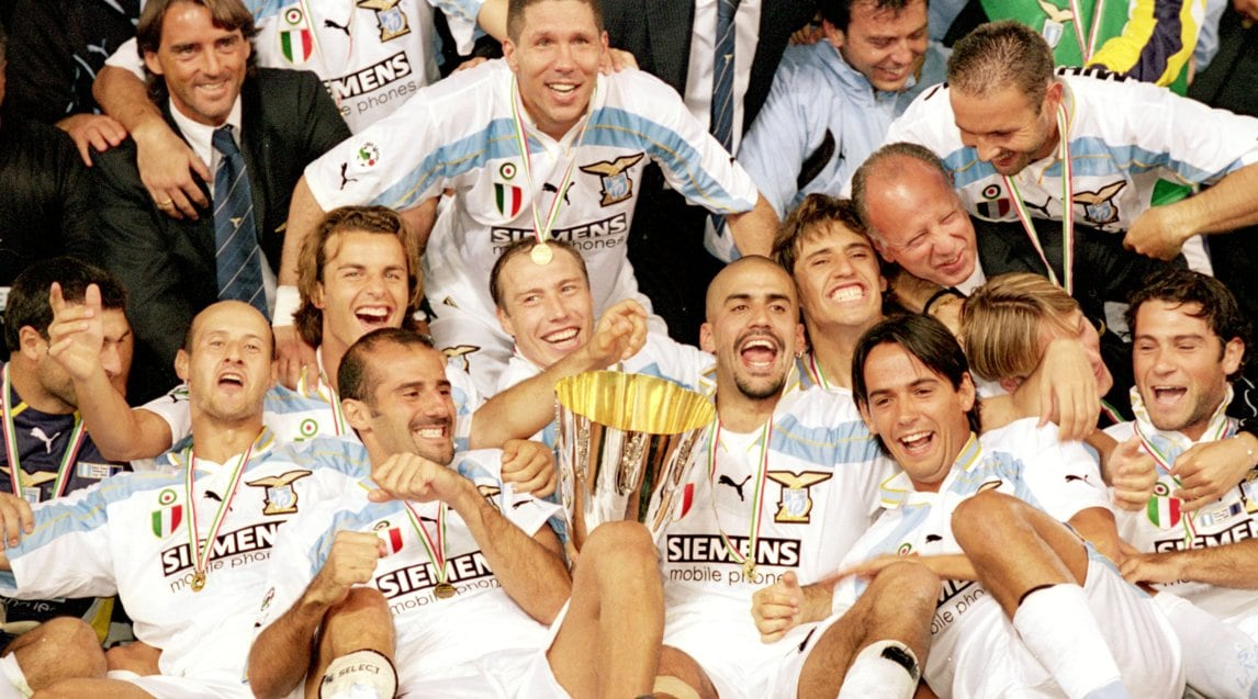 Quella del 2013 è stata l'unica edizione in cui la Juventus ha giocato all'Olimpico, mentre la Lazio ha disputato anche la gara vinta 4-3 contro l'Inter nel 2000.