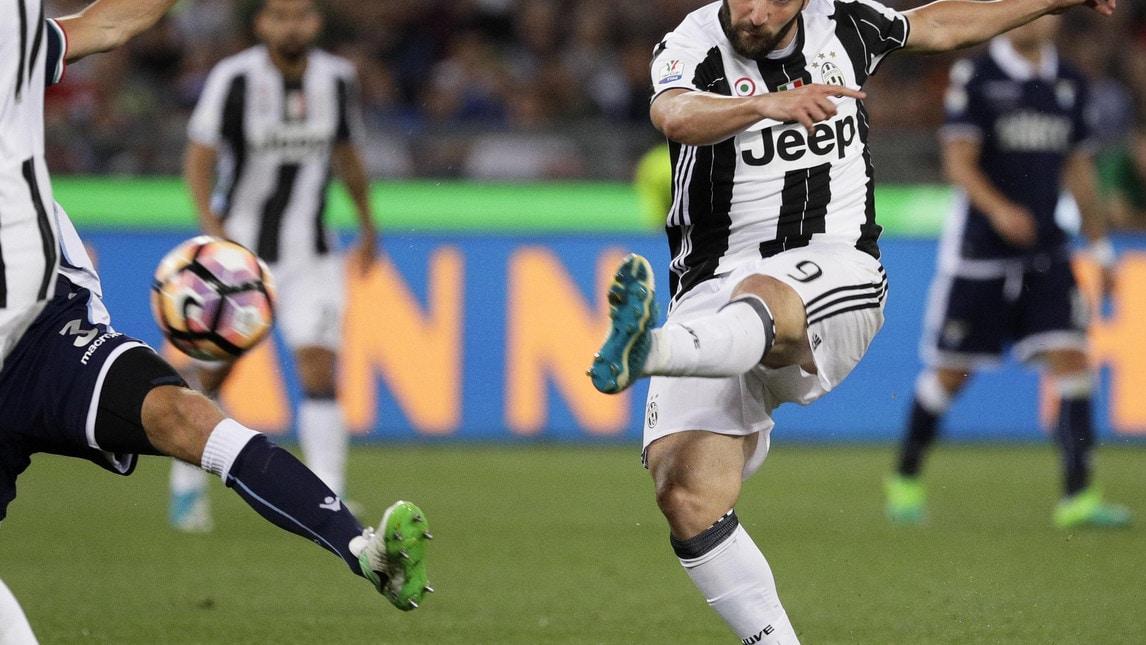 Da quando Gonzalo Higuaín gioca in Italia, ha segnato 13 gol in 12 partite contro la Lazio, almeno sei reti in più che contro ogni altra squadra.
