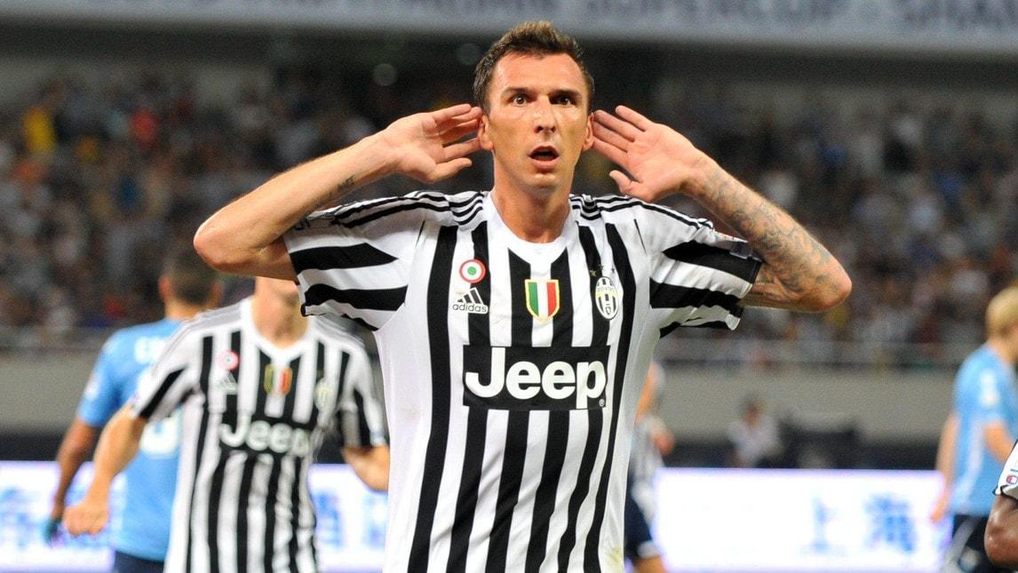 In quella partita di Supercoppa anche Mario Mandzukic ha trovato il suo primo gol in bianconero.