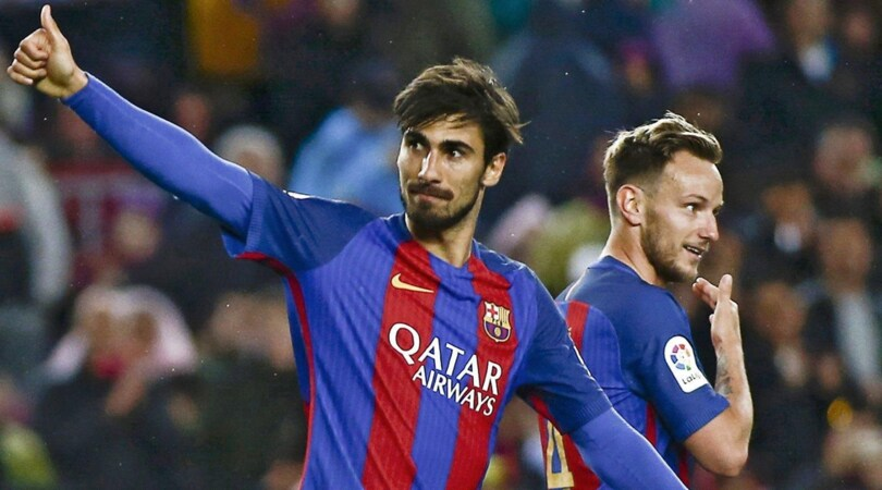 «Barcellona, no a Dybala. Juve su André Gomes»