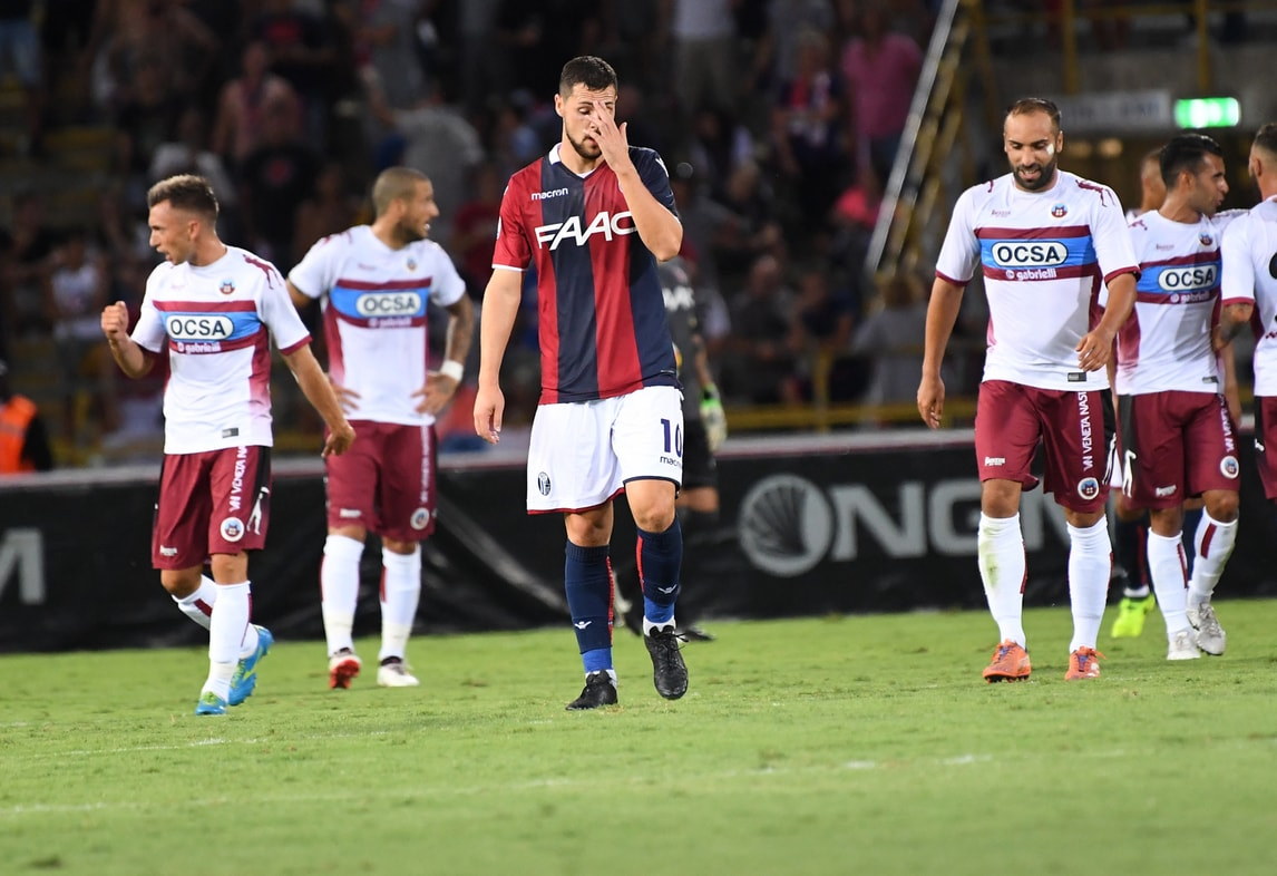 Coppa Italia, risultati del terzo turno
