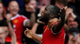 Manchester United-West Ham 4-0, poker in prima mano per l'esordio all'Old Trafford